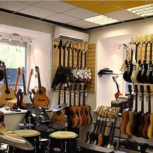 Музыкальные магазины Таганрога